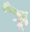 Mapa lokalizacyjna Bonaire