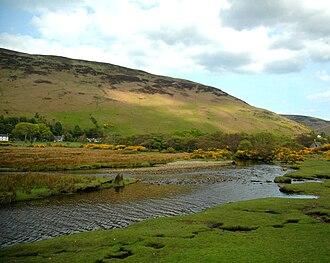 Lochranza - Countryside near Lochranza
