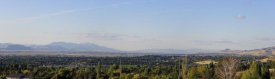 Logan panorama