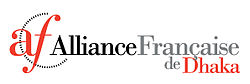 Logo of Alliance Française de Dhaka Full.jpg
