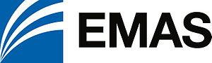 EMAS (company) - Logo of EMAS