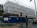 London-Woolwich, Polytechnic Street, demolition Grand Theatre 06.jpg