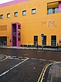 London - Bermondsey Street, Fashion and Textile Museum, seen from Tyers Gate.jpg