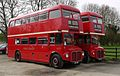London Transport Routemaster Buses at the Nene Valley Railway - Flickr - mick - Lumix.jpg