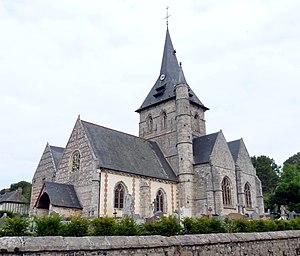 Longueil, Seine-Maritime - Saint-Pierre Church