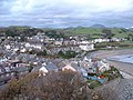 Looking Down on Criccieth - geograph.org.uk - 1287480.jpg