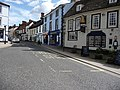 Looking up London Street from the Market Place, Faringdon - geograph.org.uk - 1691828.jpg