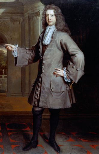William Cowper, 1st Earl Cowper - Image: Lord Chancellor William Cowper