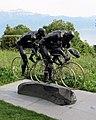 Losanna, museo olimpico, gabor mihaly, olympia, 1993, 01.JPG