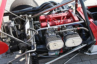 Cosworth - Cosworth Mk.XIII on Lotus 59