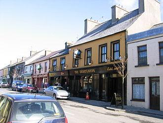 Louisburgh, County Mayo - Louisburgh in 2005