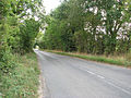 Low Road approaching Claxton Corner - geograph.org.uk - 1493386.jpg