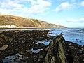 Low tide at Burnmouth Bay - geograph.org.uk - 356270.jpg