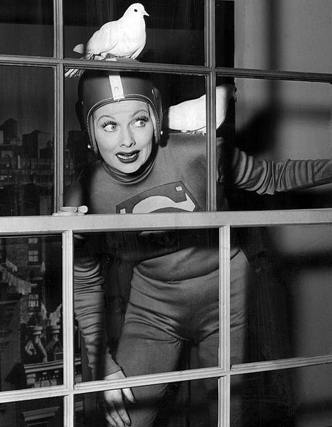 File:Lucy as superman 1957.JPG