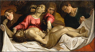 Ludovico Carracci - Image: Ludovico Carracci The Lamentation