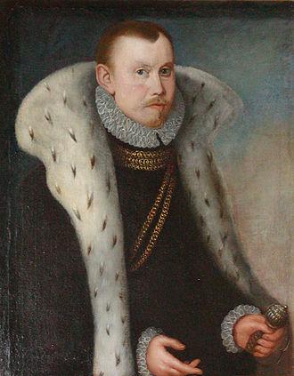 Aristocracy of Norway - Ludvig Ludvigsen Munk of Nørholm.