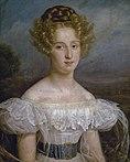 Luisa d'Orleans, mademoiselle de Chartres, regina del Belgio.jpg