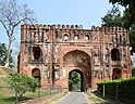 Lukachuri Gateway at Gaur in Malda District 02.jpg