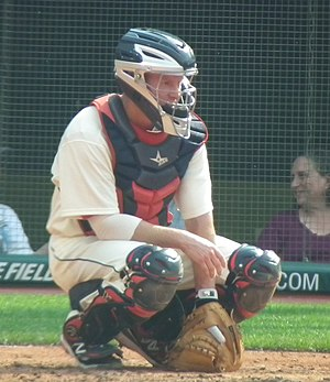 Luke Carlin - Carlin with the Cleveland Indians