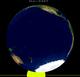 Lunar eclipse from moon-2005Apr24