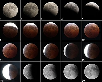 October 2014 lunar eclipse - Image: Lunar eclipse of 2014 October 8