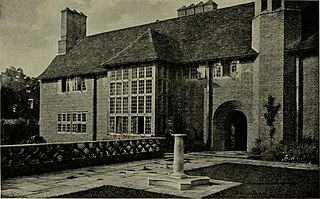 Deanery Garden Grade I listed English country house in Wokingham, United Kingdom