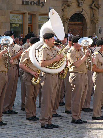 Culture of Luxembourg - Luxembourg Military Band
