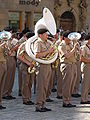 Luxembourg military band.jpg