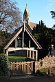 Lych Gate to Christ Church, Llangrove - geograph.org.uk - 114945.jpg