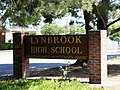 Lynbrook High School billboard.jpg