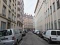 Lyon 3e - Rue Vaudrey (janv 2019).jpg