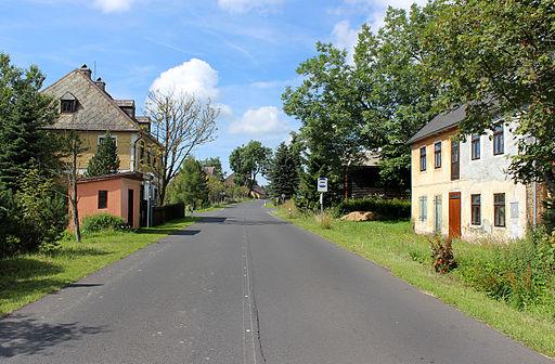 Měděnec, Horní Halže, bus stop 2