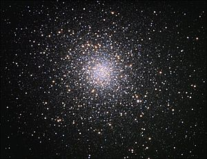 Messier 5 - M5 wide angle by Robert J. Vanderbei