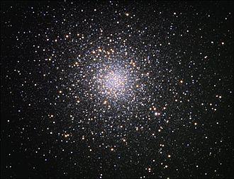Messier 5 - M5 wide angle by Robert J. Vanderbei