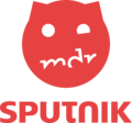 MDR Sputnik Logo 2017 Alternative.png