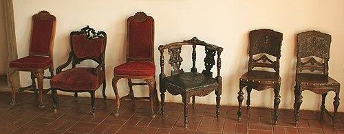 Stuhl (Möbel) – Wikipedia
