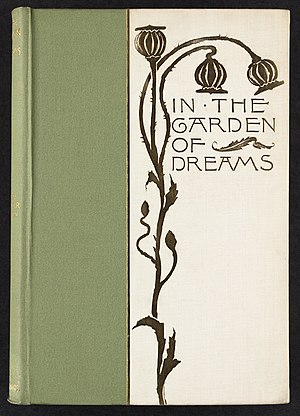 Louise Chandler Moulton - In the garden of dreams