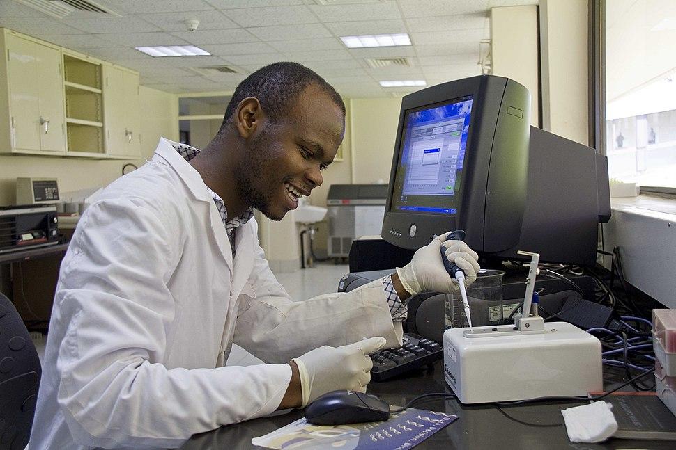 MSc student at Kenyatta University
