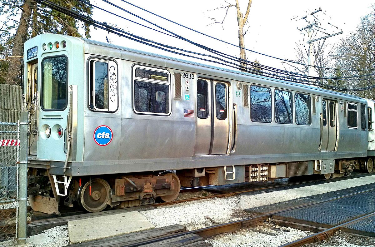ohare station train crash wikipedia - Cta Christmas Train 2014