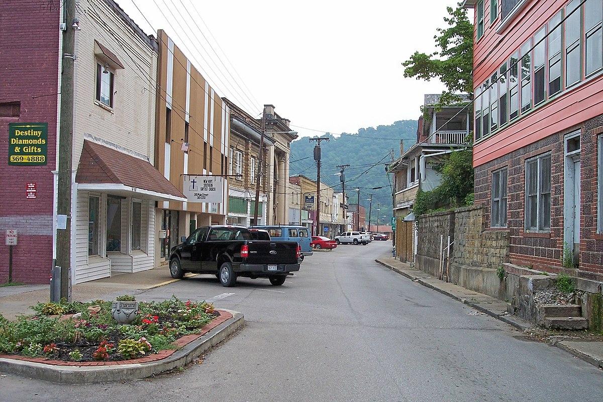 Madison, West Virginia - Wikipedia
