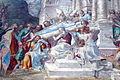 Madonna di Campagna - Fresco 3 Begräbnis Mariens.jpg