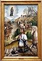 Maestro di lourinhã, retablo di san jacopo, 1520-25, 08 il gran maestro d. paio peres correia invoca la vergine per la batt. di tentudia 1.jpg