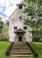 Magdalensberg Portendorf 1 Schlosskapelle hl. Dreifaltigkeit und hl. Nikolaus W-Ansicht 16092016 4307.jpg