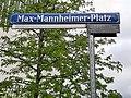 Maifeiertag2020 Max Mannheimer Platz München 20200501 193221.jpg