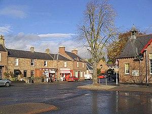 St Boswells - Image: Main Street, St Boswells geograph.org.uk 596439