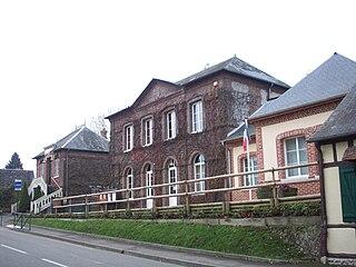 Nolléval Commune in Normandy, France