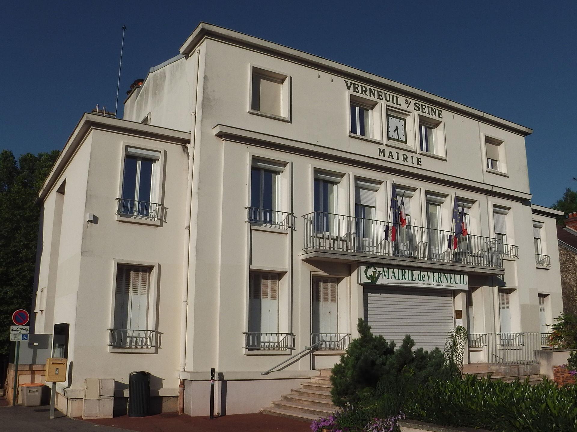 Verneuil sur seine wikipedia for Piscine verneuil sur seine