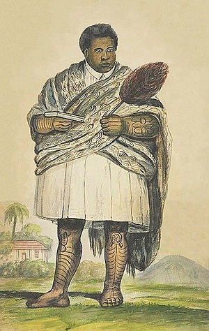 Makea Pori Ariki - Makea Pori Ariki (c. 1837)