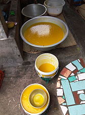 Making of Mamiditandra (mango sweet of Andhrapradesh) (8).jpg