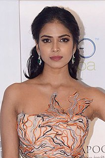 Malavika Mohanan Indian film actress, who predominantly appears in Malayalam films.
